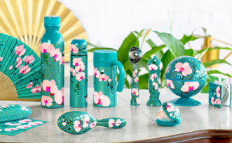 Launch of the Blue Orchid collection
